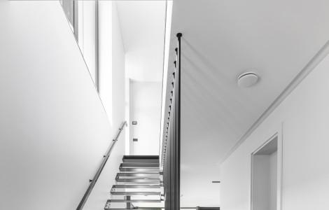 Modernus namas Vilniuje